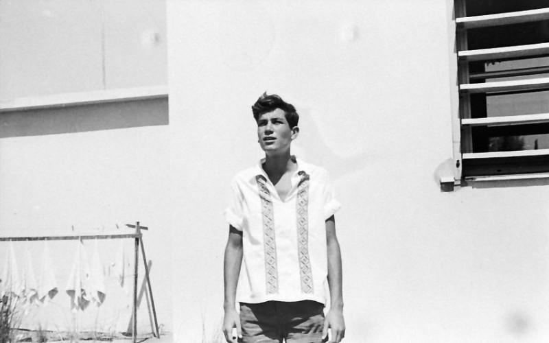 תמונה 15- 793 -ג'ש 1958-מאיר בראון