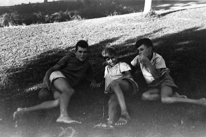 תמונה 21- 793 -ג'ש 1958-צבי ברונשטיין-ענבר גדי דור ולזיהוי-קב' אלון
