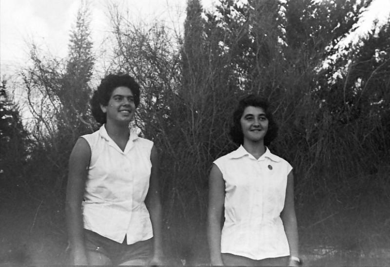 תמונה 9- 793 -ג'ש 1958-נועה כץ יעל פלפן