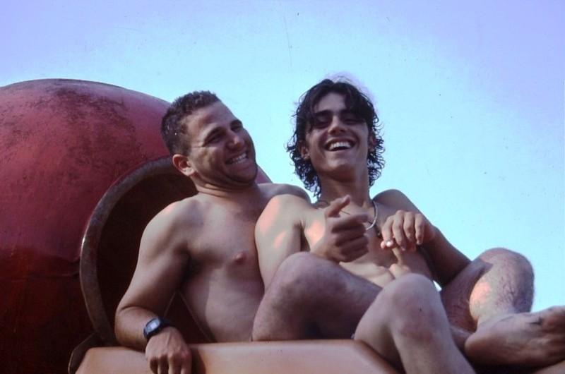 שקופית 4- 34 -מנו ראובן וארז חיון קב אלה 1993