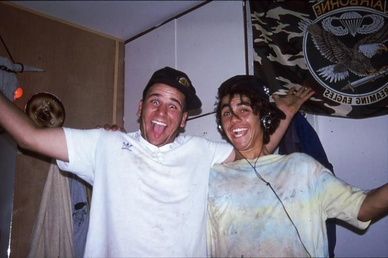 שקופית 5- 34 -מנו ראובן וארז חיון קב אלה 1993
