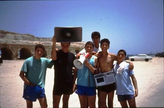 שקופית 23- 35 -קב' אלה 1992-לי משה ציפרוט מנו ראובן קובי אביחי שי