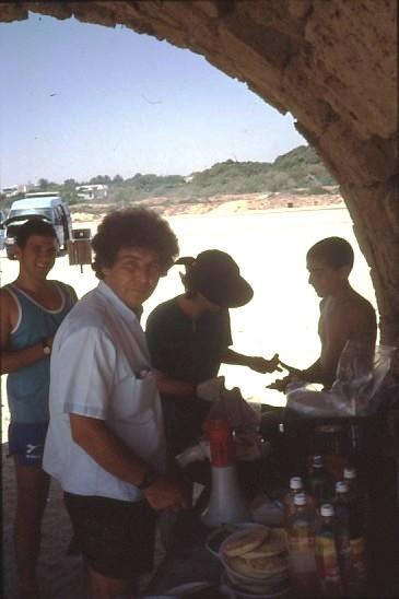 שקופית 32- 35 -קב אלה 1992-אלן ברדה ורבקה גזית מנו ראובן
