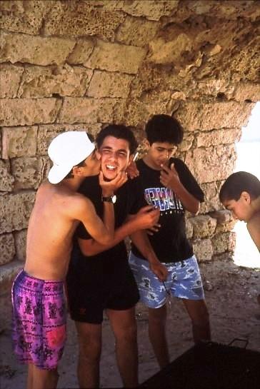 שקופית 33- 35 -קב אלה 1992-ארז חיון מנשה משה ציפרוט אביחי שי