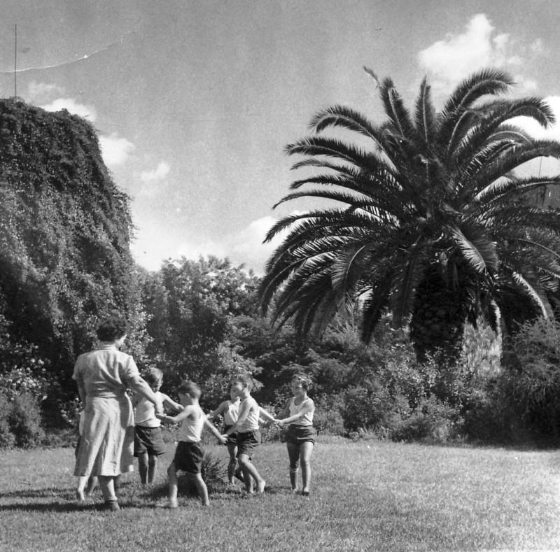 תמונה 3- 226 - ילדי קבוצת אלומה שנות ה-40