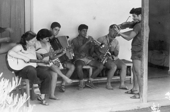 תזמורת עם פנינה ענבר