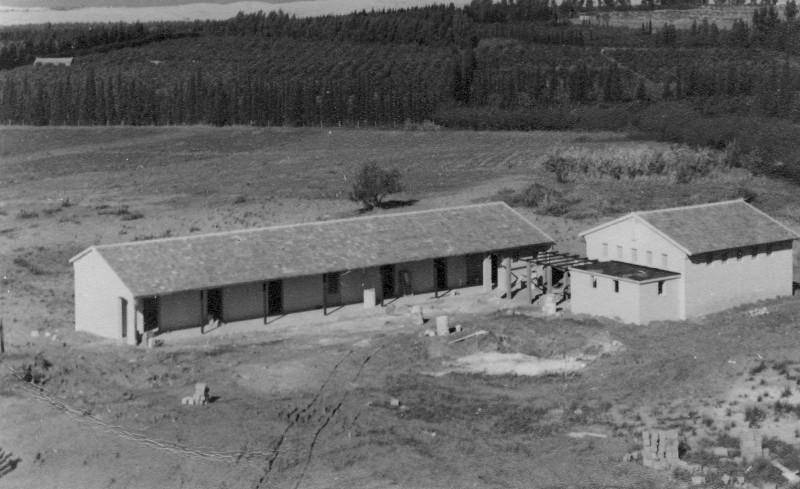 תמונה 16- 235 - הבית הראשון במוסד החינוכי 1947