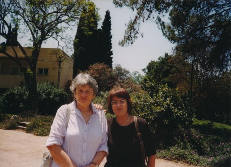 תמונה 1- 13 -ג'ש -1998-כנס קב' עופר-לאה שטרנברג דלית בקי