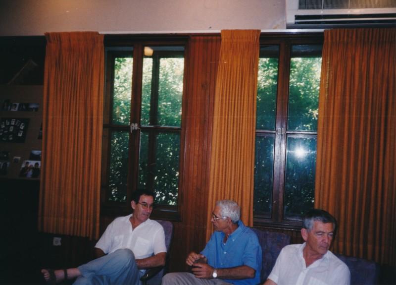 תמונה 4- 13 -ג'ש -1998-כנס קב' עופר-חגי ענבר נדב מרון חיים שרון