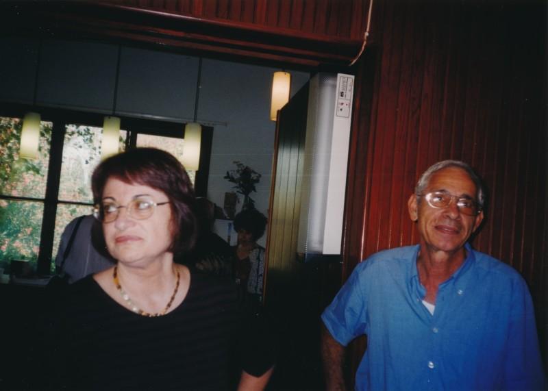 תמונה 9- 13 -ג'ש -1998-כנס קב' עופר בבית אורי-דלית בקי נדב מרון