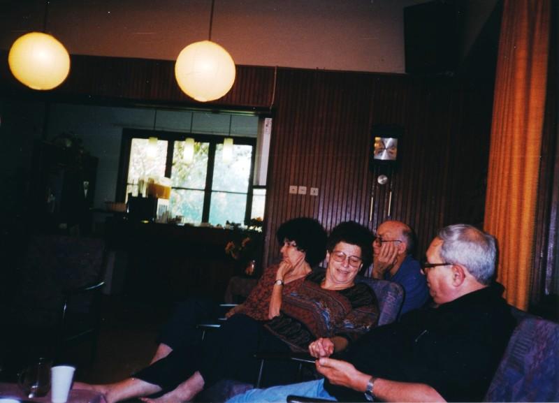 תמונה 11- 13 -ג'ש -1998-כנס קב' עופר בבית אורי-שמות בסכום