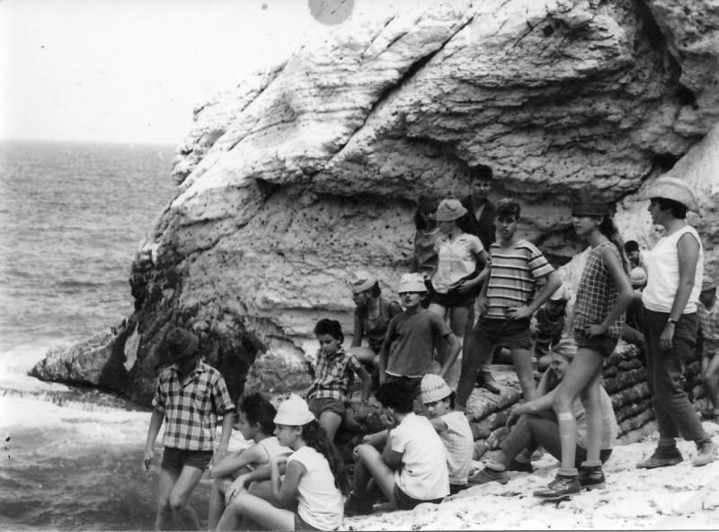 תמונה 16- 50 - קבוצת עומר בטיול לראש הנקרה
