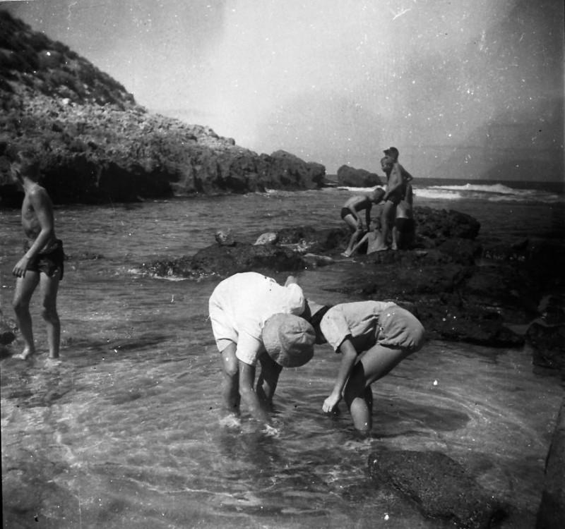 תמונה 61- 411 - ילדי קבוצת עופר בקייטנה בטנטורה-בים 19478