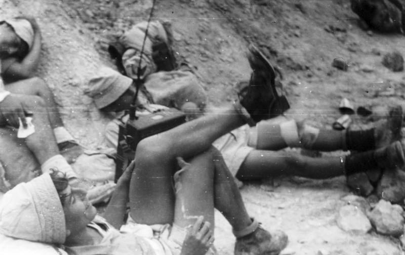 תמונה 21- 408 - קבוצת עופר - טיול למכתשים 1955 - אמנון בראון