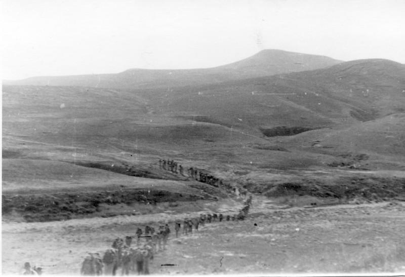 תמונה 9- 408 - קבוצת עופר - טיול למצדה 1954
