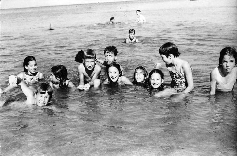 תמונה 2- 303 - קבוצת סלע בים שנות ה-60 - רלי מרגלית עופר בראון גיא אורן סיגל ברעם