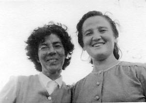 תמונה 11- 268 - מחנכות קבוצת עופר שנות ה-40 - צשקה דבורה גולוביי