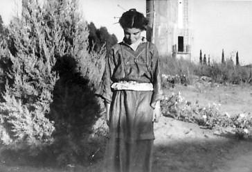 תמונה 4- 259 - קבוצת עופר - הצגת הנסיך הגנוב 1950 - נירה לנדסמן-רז