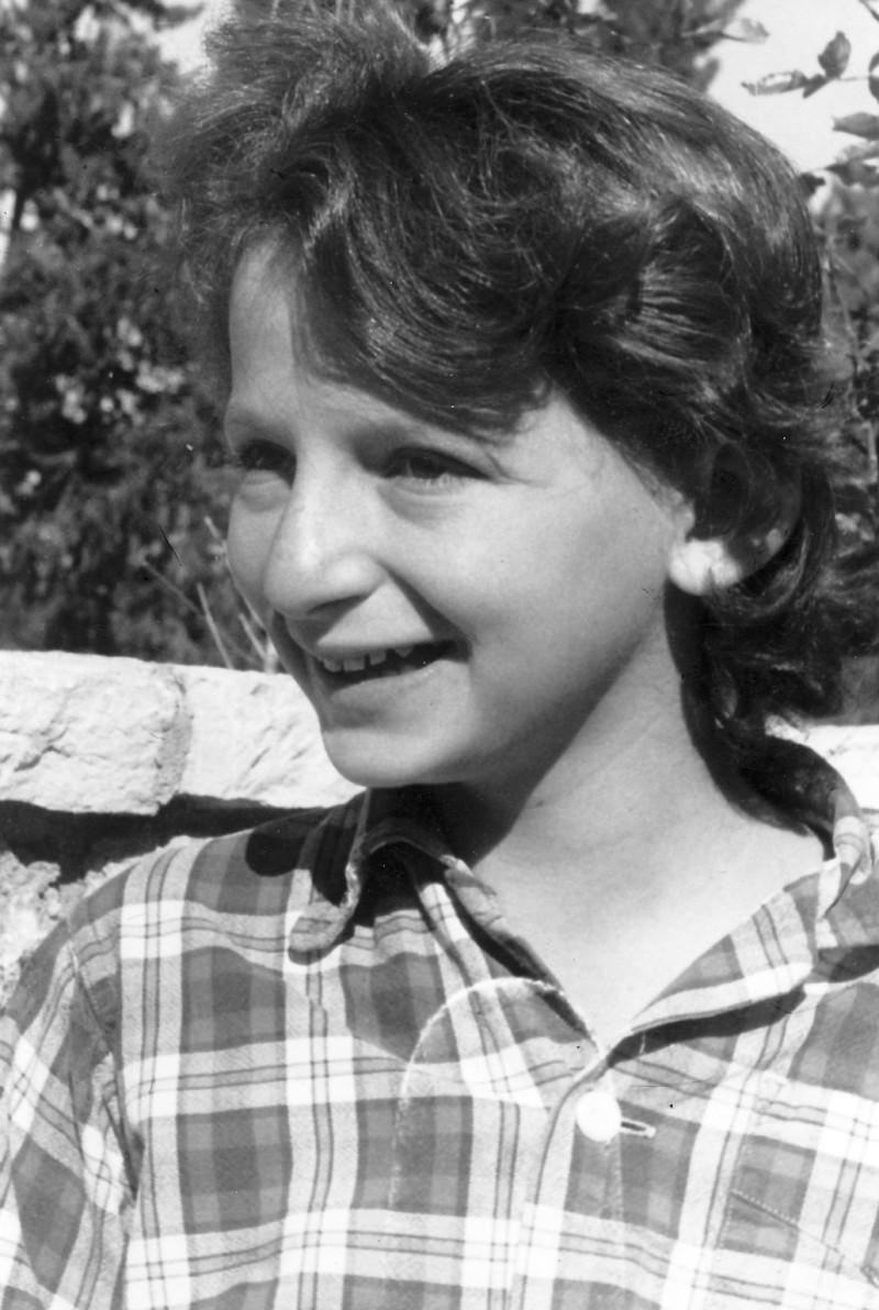 תמונה 7- 309 - יעל זכאי 1964
