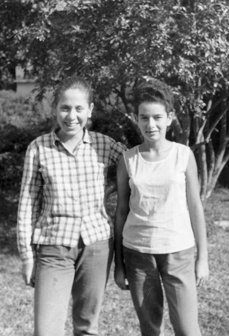 תמונה 8- 309 - תמר קין שרי ברונשטיין 1966