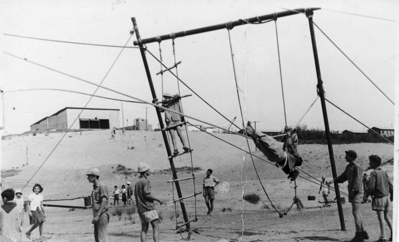 תמונה 21- 126 - פעילות תנועתית בגבעת אולגה