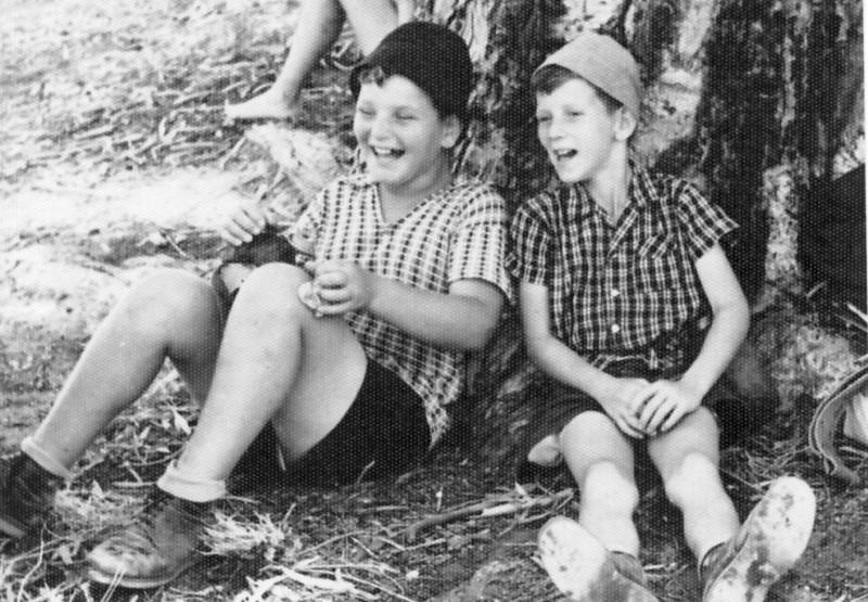 תמונה 13- 113 - אסף אדיב אפי הלפרין - קבוצת אורן 1963-4