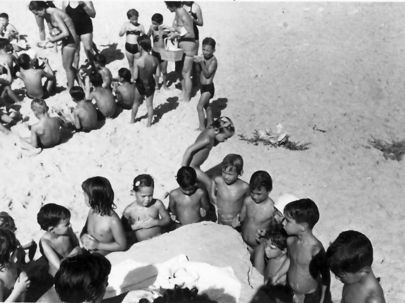 תמונה 14- 246 - ילדי קבוצת עומר בקייטנה - דורית רוזנצוויג אורנה גלילי דודו גלבוע שרי ברונשטיין