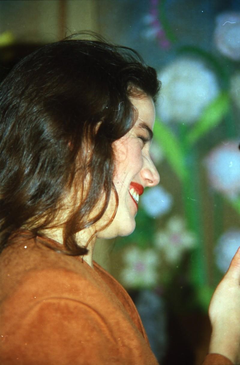תמונה 40- 304 -ג'ש 1991-במוסד-קב' אנפה באולפן הוידאו-רותם אשכנזי