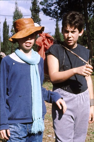 שקופית 16- 46 -גן-שמואל-קב' אנפה 1987-נועם ברדה אבנר רז