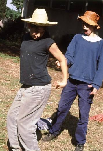 שקופית 10- 46 -גן-שמואל-קב' אנפה 1987-אבנר רז רוני אייזנברג